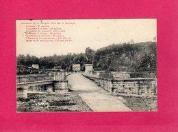 Belgique, Liège, Baelen, Souvenir De La Gileppe, Vue Sur Le Barrage, (Cortenberg) - Baelen