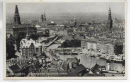 AK 0308  Kobenhavn - Udsigt Over Holmens Kanal Um 1941 - Dänemark