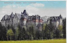 AK 0308  Gmunden - Schloss Cumberland / Verlag Brandt Um 1912 - Gmunden