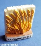 Fèves Fève La Campagne Le Champ De Blé Mat*225* - Sorpresine
