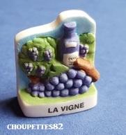 Fèves Fève La Campagne La Vigne Mat*225* - Sorpresine