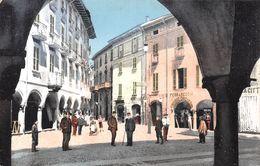 Bellinzona Piazza Nosetto - Sceau Unione Sportiva Alpina Malvaglia - TI Tessin