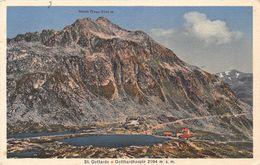 St. Gottardo - Gotthardhospiz - Mont Prosa - TI Tessin