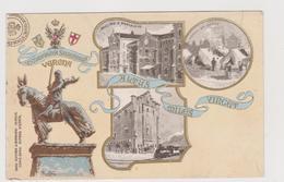 Verona, V° Compagnia Sussistenza, Molino E Panificio, Distribuzione E I Forni Da Campo - F.p. - Anno 1903 - Materiale