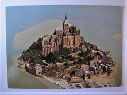 FRANCE - MANCHE - LE MONT SAINT MICHEL - Le Mont Saint Michel