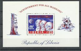 LIBERIA   YVERT H/B  47  MNH  ** - Liberia