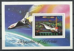 LIBERIA   YVERT H/B  87  MNH  ** - Liberia
