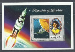 LIBERIA   YVERT H/B  68  MNH  ** - Liberia