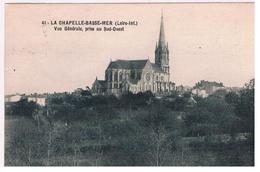CPA LA CHAPELLE BASSE MER - La Chapelle Basse-Mer