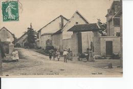 VREGILLE   Grande Rue  1909 - France