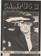 Revue CAMPUS 2 En Anglais REDFORD 16 Pages En 1980 An MGP Magazine Series 6 - Culture