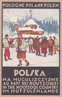 CPA Pologne - Polska - Au Pays Des Houtzoules - Visitez Les Carpathes De L'Ouest - Pologne