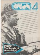 Revue CLUB 4 En Anglais ROBERT DE NIRO 8 Pages En 1979 An MGP Magazine Series 19 - Culture