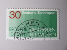 BRD  751  O - Oblitérés