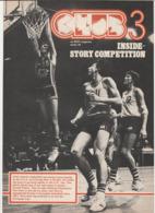 Revue CLUB 3 En Anglais BONEY M 8 Pages En 1979 An MGP Magazine Series 19 - Culture