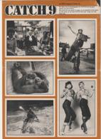 Revue CATCH 9 En Anglais TRES BON ETAT 8 Pages En 1978 MGP An Magazine Series 19 - Culture
