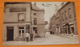 CHIMAY  -  Rue Rogier - Chimay