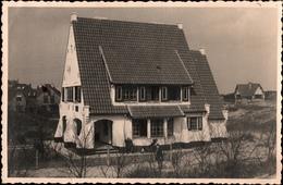 ! Alte Ansichtskarte De Haan, Villa,  Belgien, 1940-1944 - De Haan