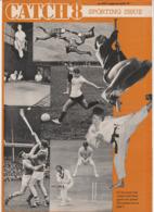 Revue CATCH 8 En Anglais TRES BON ETAT 8 Pages En 1978 MGP An Magazine Series 19 - Culture