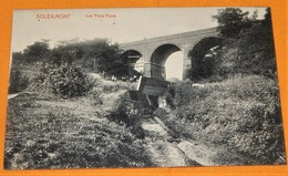 SOLEILMONT - GILLY  -  Les Trois Ponts - Chimay