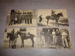 Beau Lot De 20 Cartes Postales De L' Armée Belge Soldats Soldat  Mooi Lot Van 20 Postkaarten Leger Soldaten Soldaat - Cartes Postales