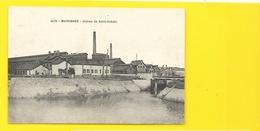 MARENNES Usines De Saint Gobain (Bergevin) Charente Mme (17) - Marennes