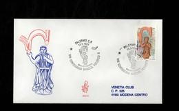 Busta Primo Giorno - Busta FDC Italia Repubblica  1994 VIII Centenario Nascita Federico II - 6. 1946-.. Repubblica