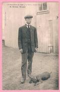 (TTA7) - L'Aviation En 1908 - Le Mans - Camp D'Auvours - M Wilbur Wright  - (72 Champagné) - Airmen, Fliers