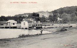 83 LA SEYNE SUR MER TAMARIS LE MANTEAU ANIMEE - La Seyne-sur-Mer