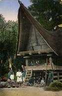 Indonesia, SUMATRA, Native Batak Pottery (1910s) Postcard - Indonesia