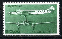 FRANCE PA N° 60 DEWOITINE 338 NEUF ** SANS TRACES DE CHARNIERES - Poste Aérienne