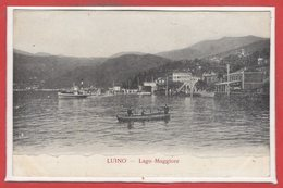 ITALIE-- LUINO - Lago Maggiore - Luino