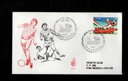 Busta Primo Giorno - Busta FDC Italia Repubblica  1994 Milan Campione D'Italia - 6. 1946-.. Repubblica