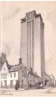 Illustratie Herman Verbaere - Gent - Universiteitsgebouw - Non Classés