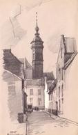 Illustratie Herman Verbaere - Gent - - Non Classés