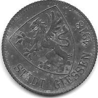 *notgeld  Giessen 50 Pfennig  1918  Zn   4853.2 / F 159.2b - [ 2] 1871-1918 : Imperio Alemán