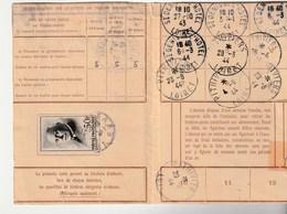 Carte Abonnement Aux Emissions De Timbres Poste Avec 50f Noir Mazelin N°525 , Cote Env. 92e - Francia