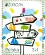 ** 4414 Poland EUROPA 2012 - Europa-CEPT