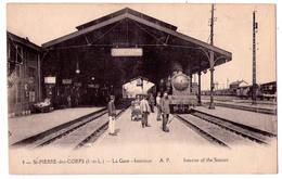 5373 - Saint-Pierre Des Corps ( 37 ) - La Gare ( Intérieur ) - A.P. N°4 - - France