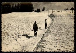 74 - Meg�ve - Sallanches Mégève - Champ De Ski Alt : 1113m #08936 - Megève