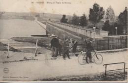 88 EPINAL  Etang Et Digue De Bouzey - Epinal