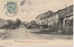 88 PADOUX  Rue Basse Ville - France