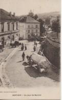 88 XERTIGNY  Un Jour De Marché - Xertigny