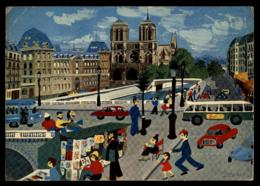 75 - Paris 4e Arrondissement Notre-Dame De Paris - #10080 - Notre Dame De Paris