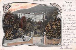 Grand Hotel Locarno - TI Tessin