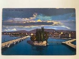Genève - Effet De Nuit - GE Genf