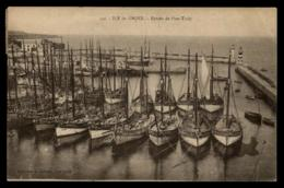 56 - Groix Ile De Groix Entrée Du Port-tudy #10789 - Groix
