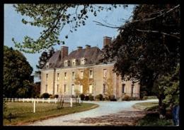 56 - Carentoir - La Gacilly Le Château De La Guichardaye #10861 - Guer Coetquidan