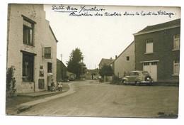 Petit Han - Photo Carte - Quartier Des Ecoles Dans Le Haut Du Village - Epicerie - Papeterie: G. Lemaire Lenoir - 2scans - Durbuy