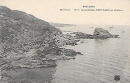 ILE De GROIX - ( 56 ) - Port Tudy - Les Rochers - Groix